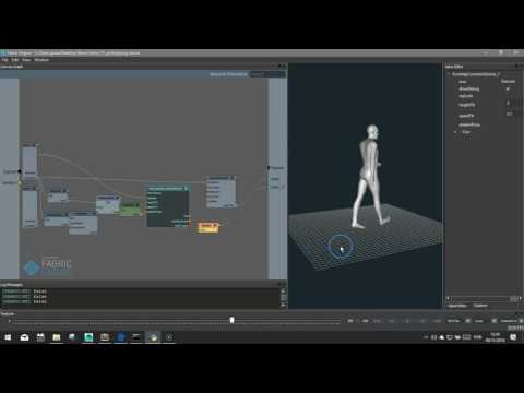 Processing moCap data for Machine Learning with Fabric Engine (part 2)