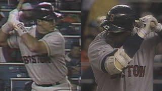 BOS@NYY: Valentin, Vaughn both hit grand slams