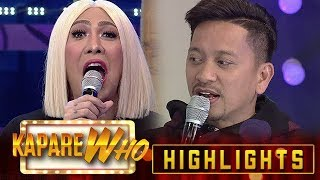 Vice makes a poem about Jhong and Sanrio | It's Showtime KapareWHO