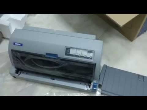 TP Epson LQ 690 Thermopatch