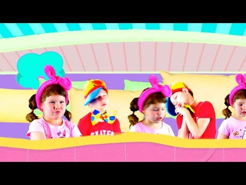 Six in the bed kids song by Agnes
