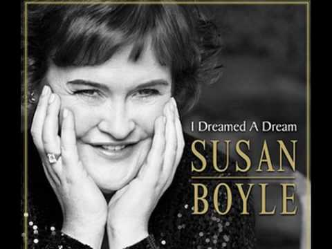 02- I Dreamed A Dream - Susan Boyle (CD - 2009)