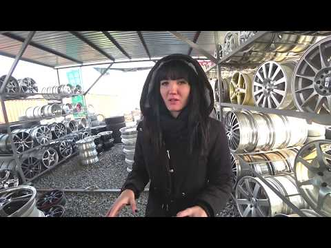 Рынок колес в городе Находка