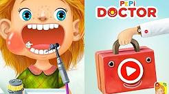 Arzt Spiele für Kinder - Arzt, Tierarzt, Krankenhaus Apps