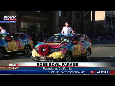 ROSE PARADE 2019: Annual Tradition In Pasadena, California