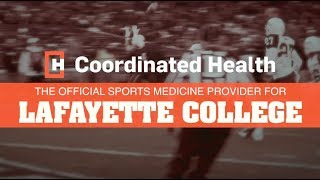 Lafayette Leopards stadium VIDEO for Coordinated Health