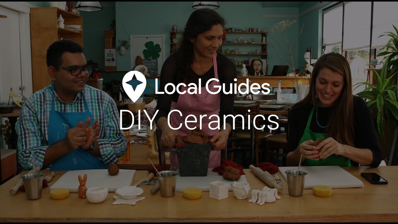 Learning How to Make Ceramics - Artist for a Day, Ep  11
