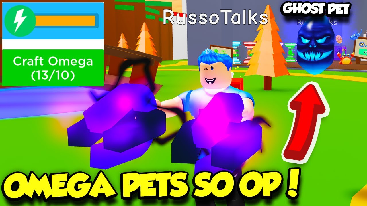 I UNLOCKED NEW OMEGA PETS IN MAGNET SIMULATOR AND BECOME SO OP!! (Roblox)