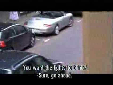 Porsche 911 hack - subtitled