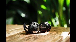 استعراض لسماعة الأذن اللاسلكية Bose Soundsport Free:ممتازة لكن!