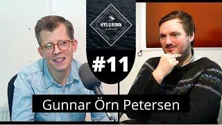 #11 - Gunnar Örn Petersen