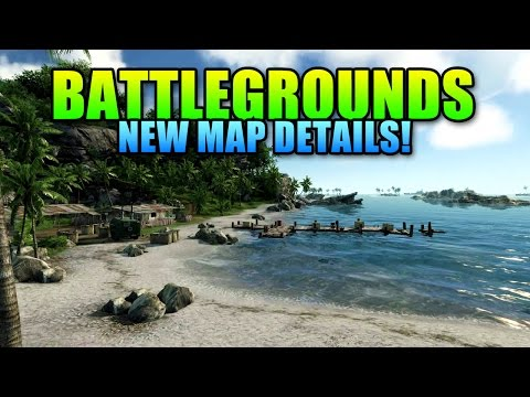 New Battlegrounds Map Details! - This Week in Gaming