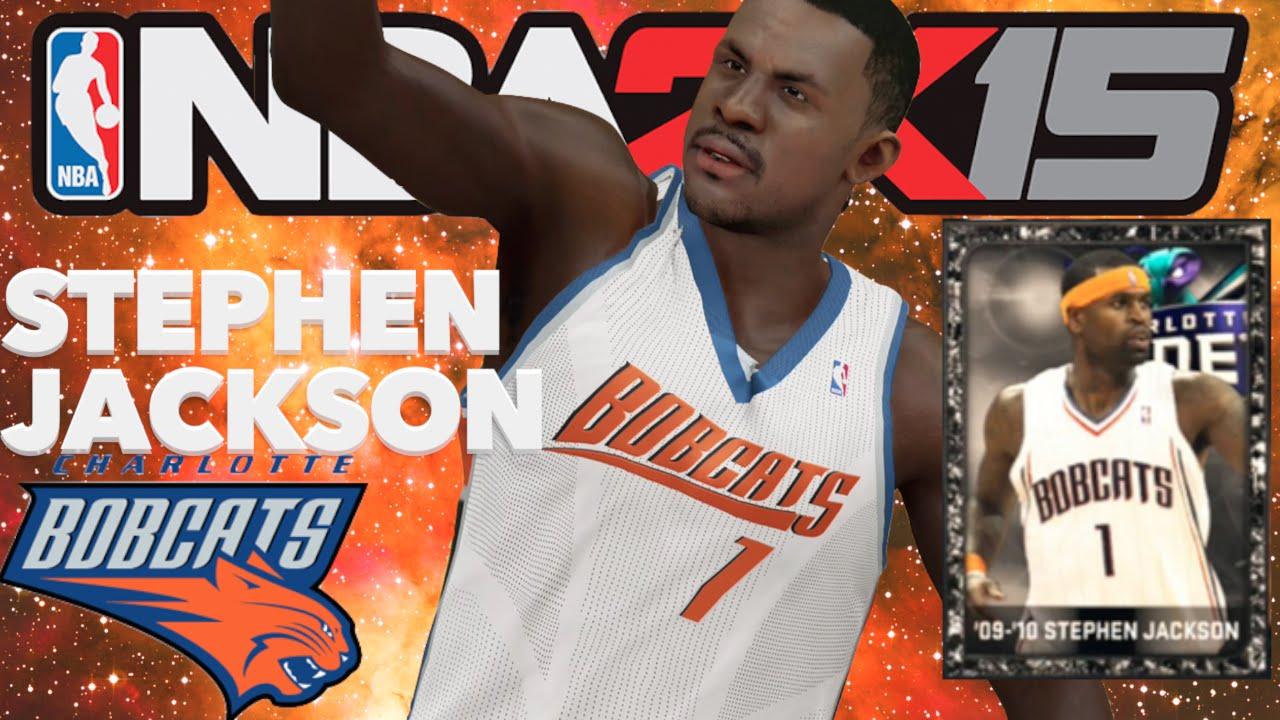 NBA 2K15 yx Stephen Jackson Creation
