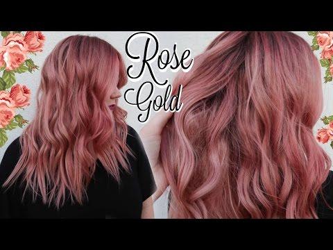 ☽-my-rose-gold-hair-color-tutorial-☾-(best-formula-ever)