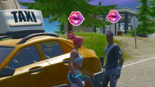 Fortnite Roleplay - TAXI LIFE! 🚖 (Fortnite Short Film) #oneofakind