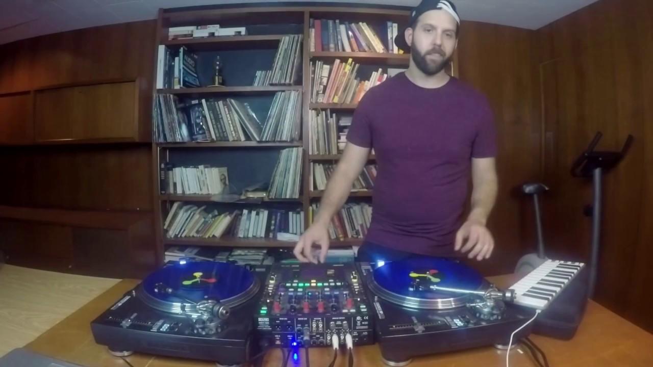 DJ turns Sega Genesis sounds into a scratch masterpiece