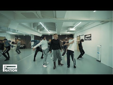 DAWN (던) - 'MONEY' Dance Practice