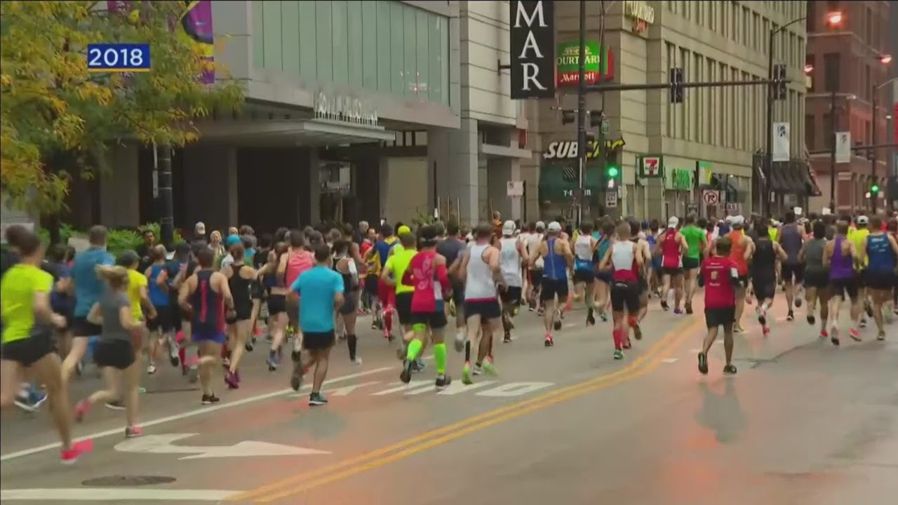 Runners Embrace Cool Temperatures Ahead of Annual Chicago Marathon