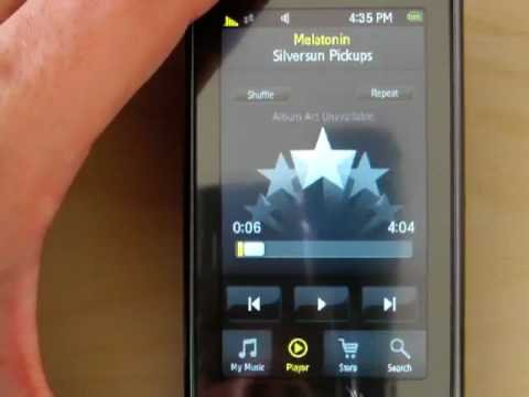 Sprint Samsung Instinct Review: Multimedia Part 2