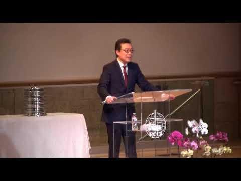 國際大使命教會哈崗 2020 02 02 聖靈活水的江河 陳嘉正牧師 (午堂) - YouTube