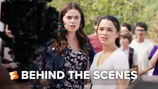 Good Boys Behind the Scenes - Hannah & Lily (2019) | FandangoNOW Extras