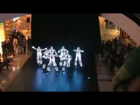 Step Met Licht : The best led light dance better than step up 3 youtube