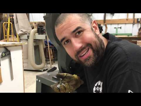 Harbor Freight Bandsaw Unboxing, Assembly and Review | 4R NORTHWEST