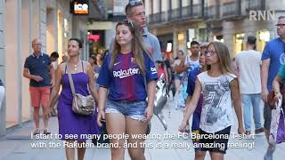 On july 1, 2017, in alignment with the start of fc barcelona partnership, wuaki officially changed its brand name to rakuten tv. as rakuten-sponsored jer...