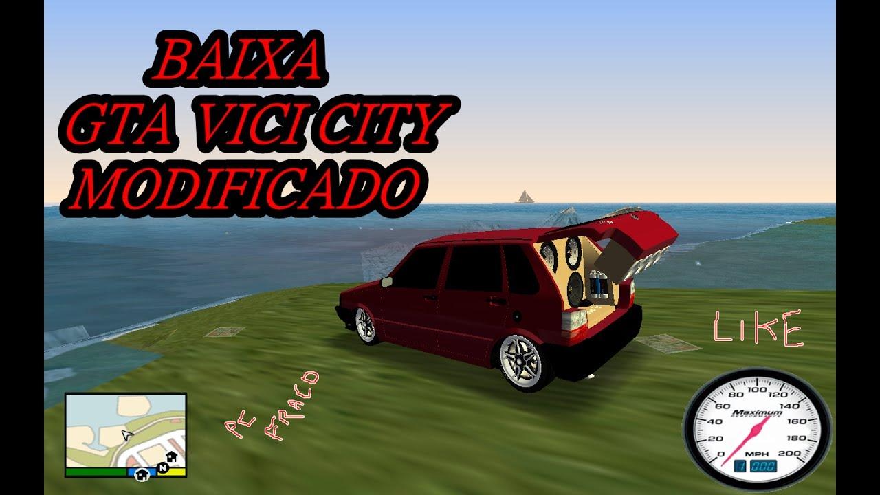 gta vice city modificado para pc completo