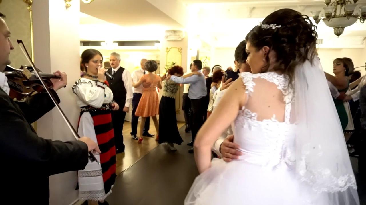 Andreea Pinte Colaj Muzica De Joc Live Nunta Casa Crisan Baia