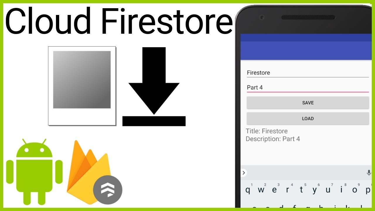 Firestore Tutorial Part 4 - SNAPSHOT LISTENER - Android Studio Tutorial