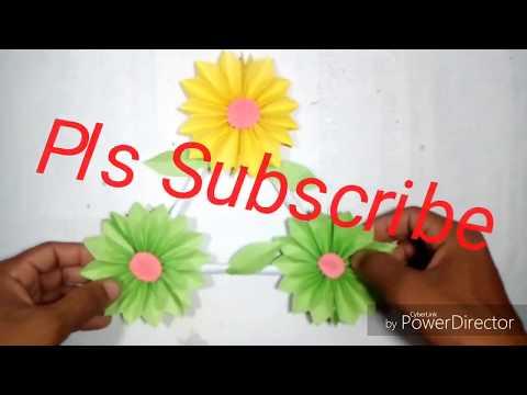 how to make a paper diya wallpaper banano।।kagojer wallpaper toiri।।
