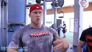 Ben Pakulski How Do I Build Inner Upper Chest Muscle