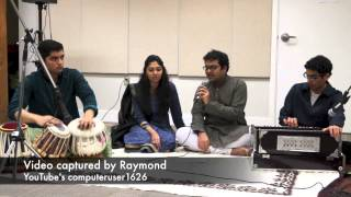 Bhavanjali Pt. 7 - A lecture-demonstration to Indian Classical Music