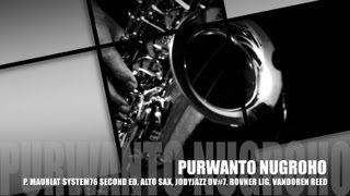 """Terserah"" (Glen Fredly) - Instrumental Saxophone by Purwanto Nugroho"