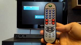 Як налаштувати універсальний пульт для телевізора