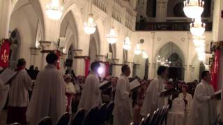 Christmas 2011 @ Chijmes -- Part 1- 14. Glad Tidings - Ray Boltz, Steve Millikan and Randy Melson