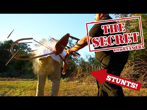 5 SECRETS of Hollywood Movie Stunts   The Secret