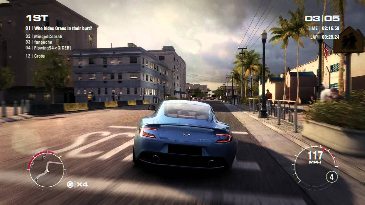 Michael Jordan Wallpaper Hd Grid 2 Pc Multiplayer Race Gameplay Tier 3 Upgraded Aston