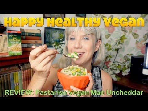 Vegan Mac n Cheese Review: Mac UnCheddar by Pastariso