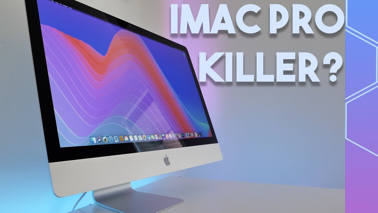 2019 i9 iMac review: No thermal throttling! But is it the iMac Pro killer?