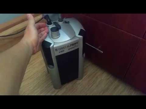 Обзор от покупателя: Внешний фильтр JBL Cristal Profi E902
