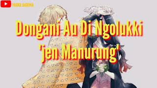 Download Mp3 Lagu Batak Terbaru Dongani Au Di Ngolukki.cipt:jen Manurung