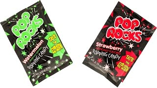 Why Pop Rocks Pop