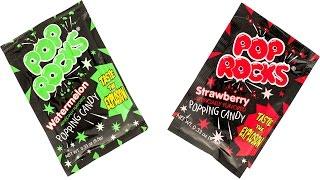 Why Pop Rocks Pop