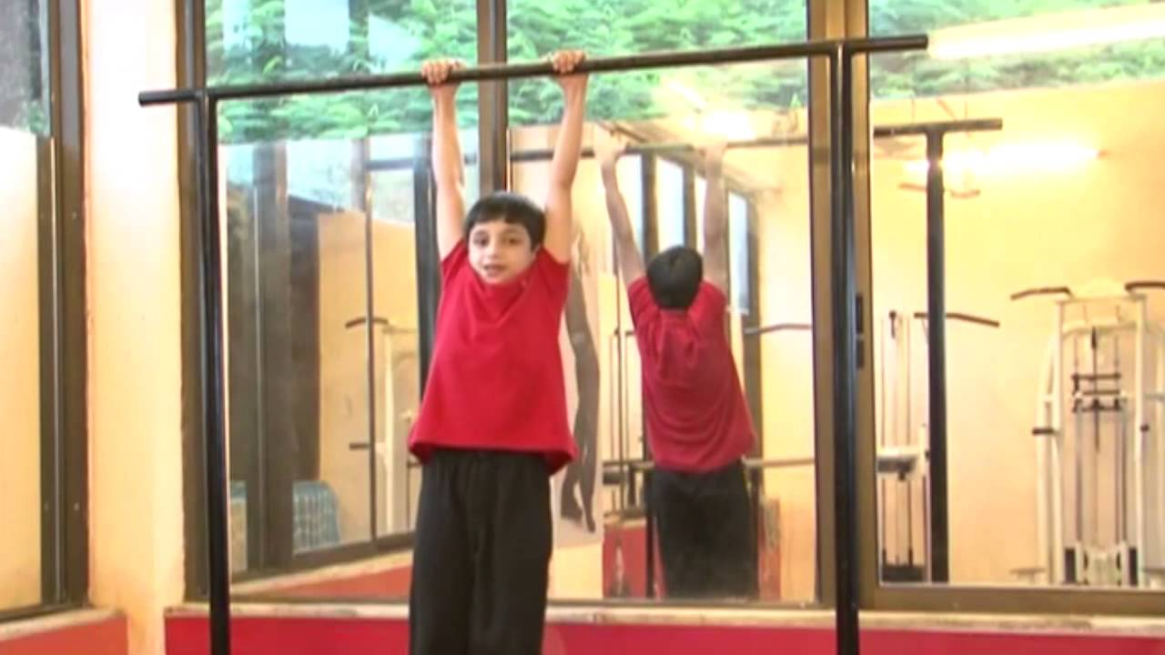 Hanging - Grow Taller with Mickey Mehta - YouTube