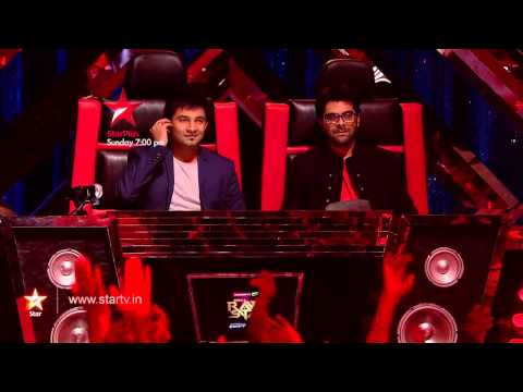 Watch Darshan Rawal rock the stage on...