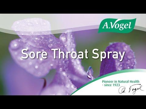 A.Vogel Sore Throat Spray
