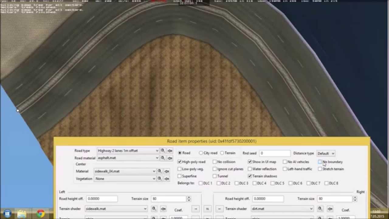 Truck Simulator Map Editor Tutorials | Opening and Saving your Maps | Tutorial 1.1