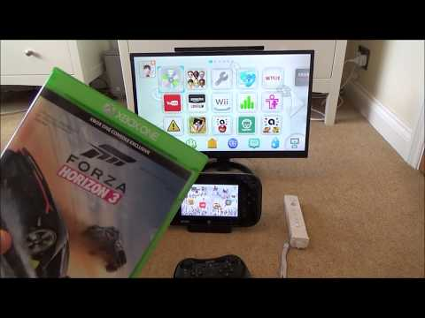 What Happens When you Play a Xbox One Disc in a Nintendo Wii U